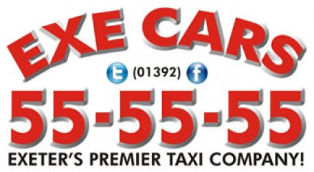 Taxi services in Exeter – EXE Cars